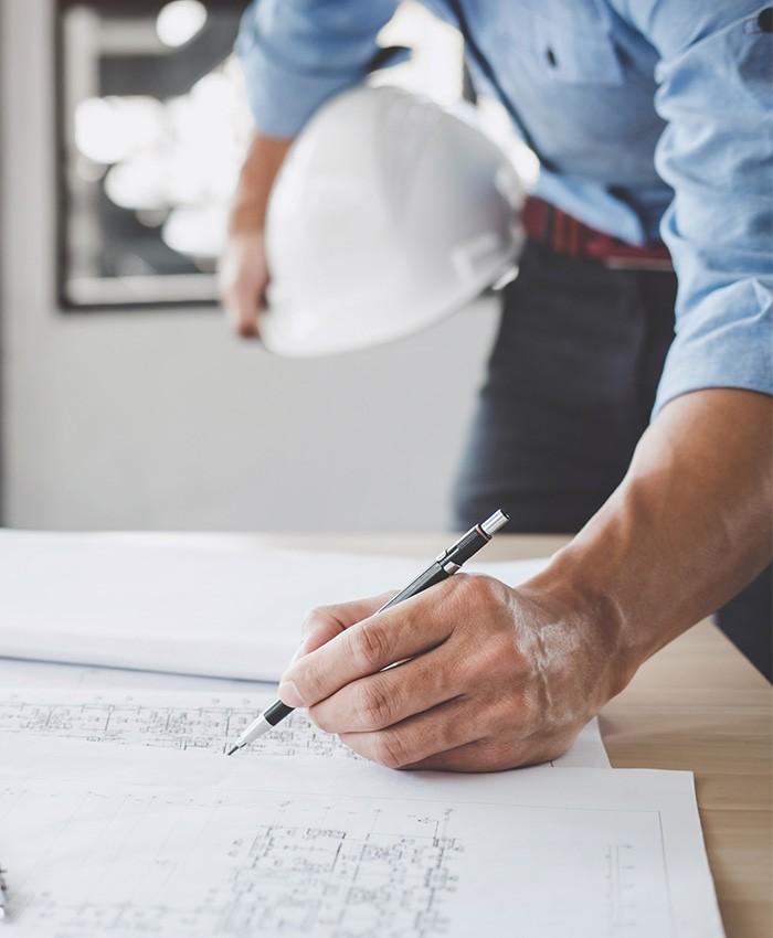 Servicio de construcción - Reforma integral - En Paralelo