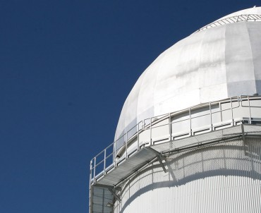 Cúpula Observatorio Astrofísico Javalambre