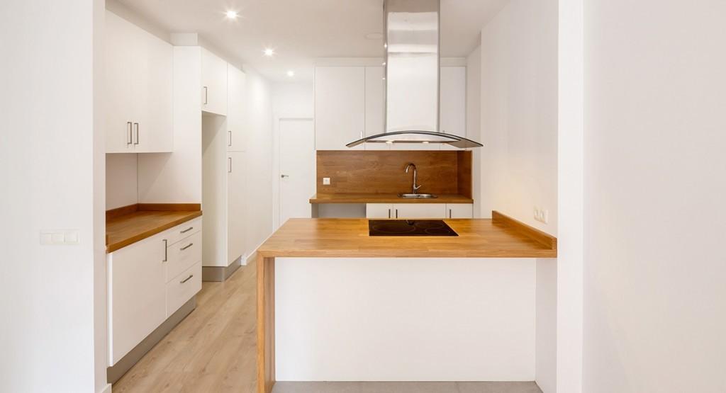 Vivienda JP - Reforma integral y diseño interior de vivienda